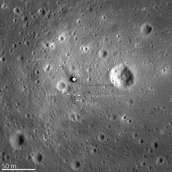 apollo-11-moon-landing-site